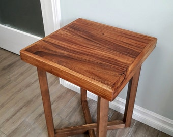Accent Table - Reclaimed Wood
