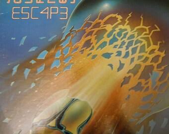 Journey - Escape- vinyl record