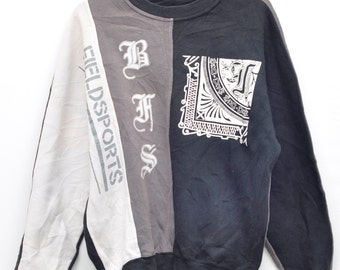 Vintage Sweater Fieldsports outdoor sports hunting Wear shooting Wear Large Size