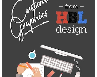 Custom Graphics from HBLdesign