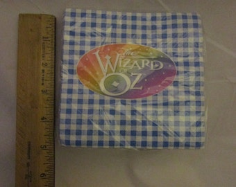 Wizard of Oz Party ware (3 items)