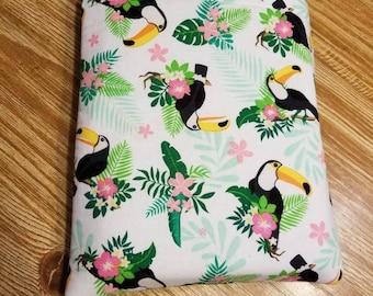 Toucan book sleeve