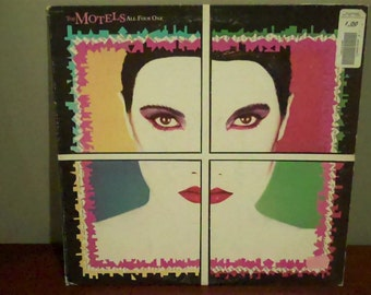 "The Motels ""All Four One"" vinyl record"