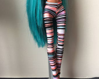 Leggings Pants for Monster High Doll