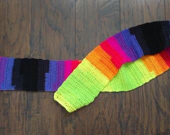 Acid trip scarf