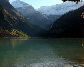 Canadian Rockies Photo Collection of Prints - Jasper and Banff National Parks. Lake Louise and Moraine.