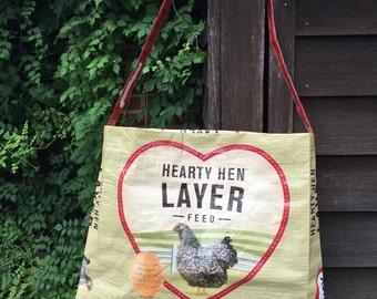 Animal Feed Bag Tote