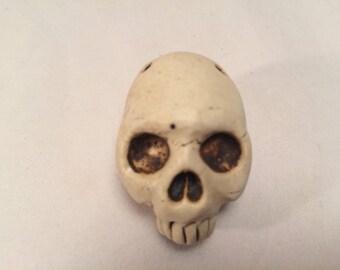 Skull whistle