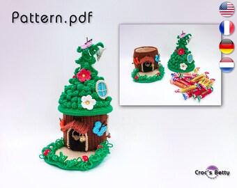 Pattern - Maison de Fée Croquette