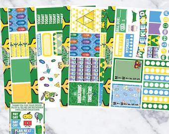 Hyrule Mini Kit (4 sheets)