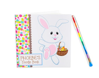 Easter Doodle Book