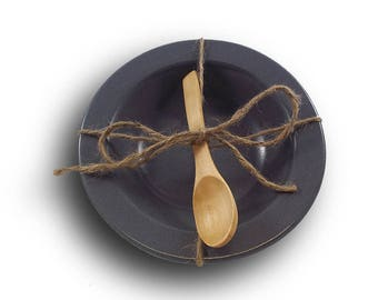 Italian dipping dish / plate for Italian dip