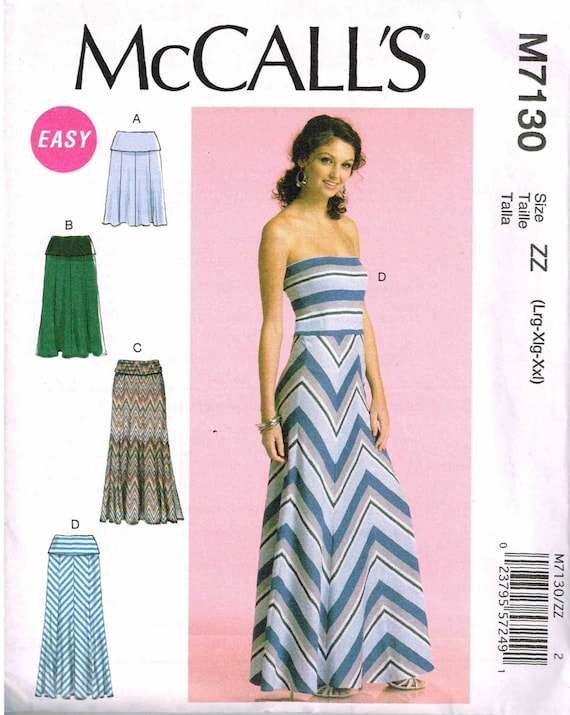 Sewing Pattern Maxi Dress Choice Image - origami instructions easy ...