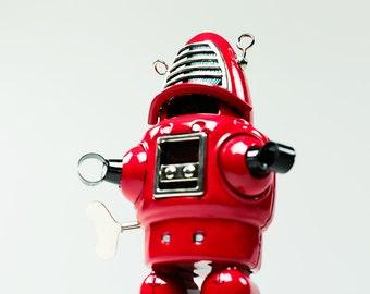 Doom Bot - Red