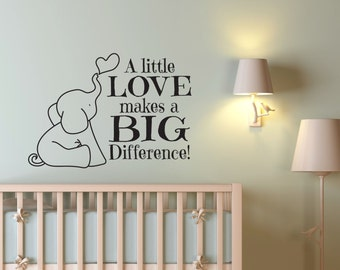 kids wall pin s art a gray blue room boy elephant for baby decor made and unique nursery of