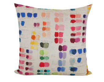 Mixed Tones designer pillow covers - Made to Order - Designers Guild