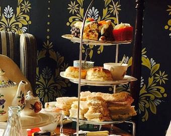 Karmen's High Afternoon Tea Gift Voucher
