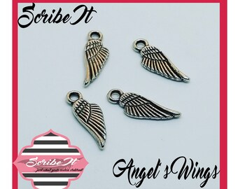 Charm Angel's Wings