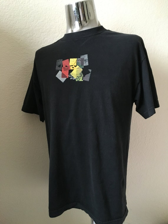 Recyclerog, Authentic Local Motion Hawaii Surf Gear Recycled Cotton Tshirt Size Large