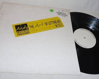 Andy Giorbino-The art of Letting go-white label-pattern SBR-LP20-7623278