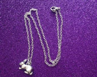 Rabbit Necklace