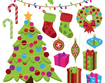 Christmas SVGs, Christmas Ornaments Stocking SVG File Cutting Templates - Commercial and Personal Use