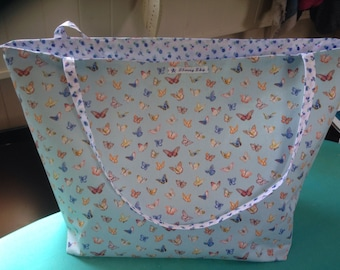 Butterfly Design Bag