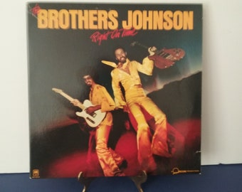 The Brothers Johnson - Right On Time - Circa 1977