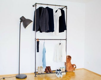 ELENA - Clothes Rack industrial design