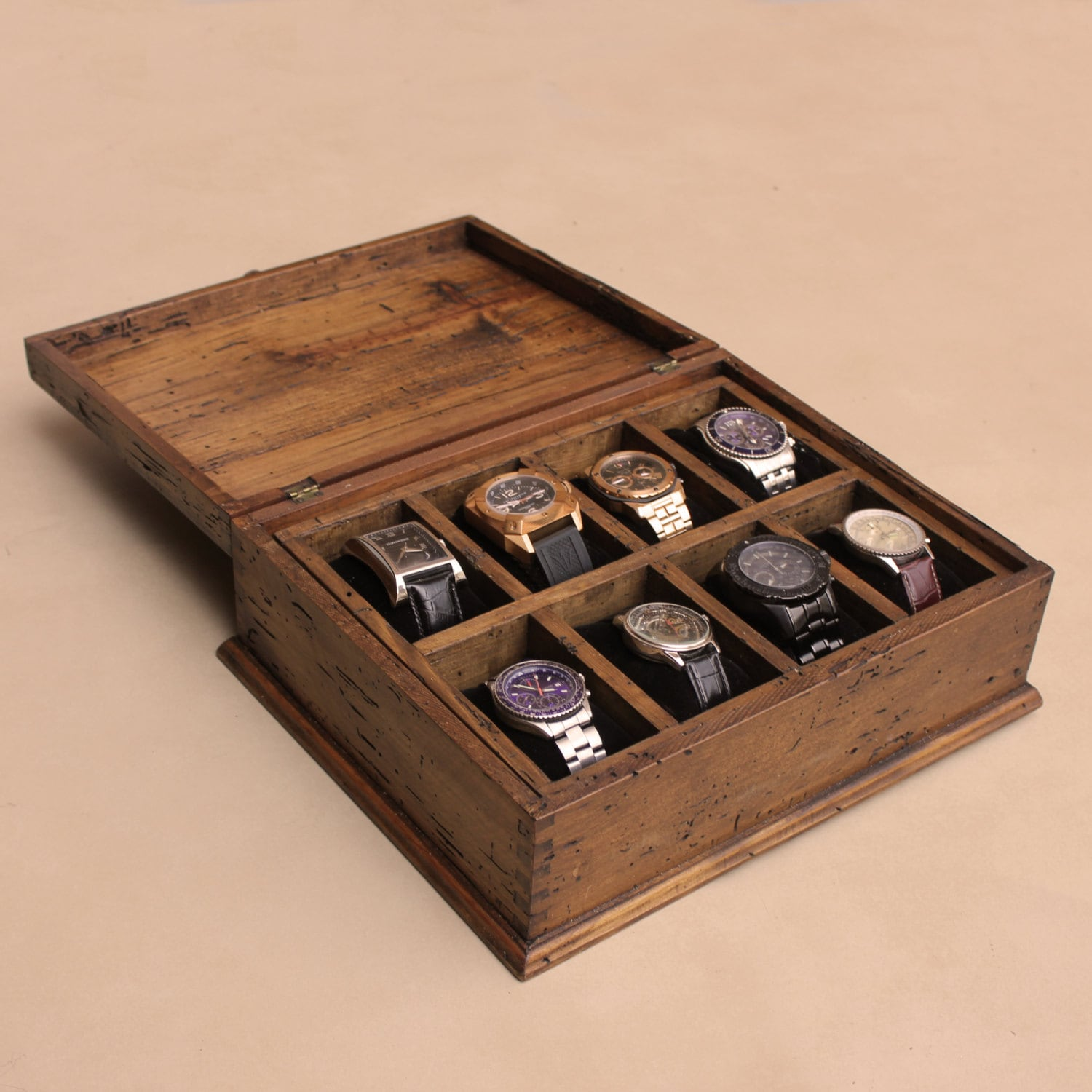 mens watch box s box box wood box 12332