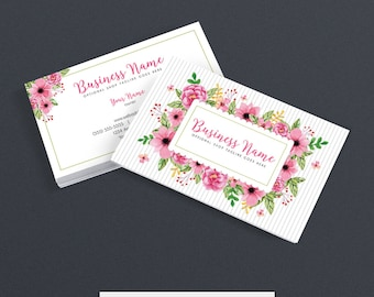 View business card designs by rhondajai on etsy business card designs etsy shop business cards 2 sided printable business card design colourmoves Image collections
