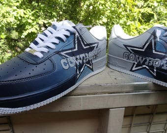 Custom Dallas cowboys air force one (Any size)