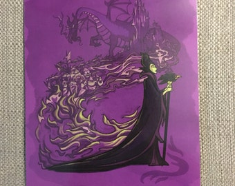 Something Wicked This Way Comes Postcard- (Item 09-325)