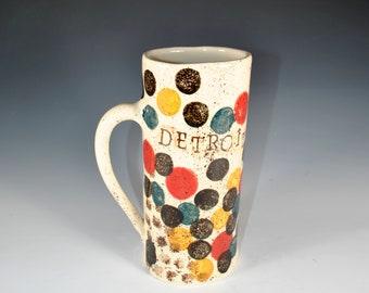 Personalized Beer Mug, Groomsmen Gift, Custom  Beer Stein, Ceramic Beer Mug,