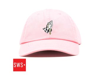 SWS+ Prayer Hands Dad Cap