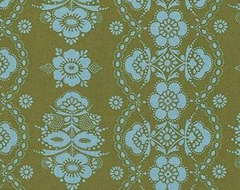 SALE  McLisa in Cypress from Color Brigade by Jennifer Paganelli 1 yard   YES!!! Continuous fabric cuts and combined shipping