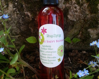 Bug Spray, Deet Free, Insect Repellent, Natural Made with Essential Oils, Dog Safe, Chemical and Dye Free