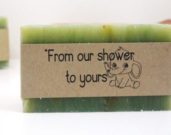 Baby Shower Favors, Baby Soap Favors, Baby Shower, Party Favors, Handmade Soap, Baby Shower Favor