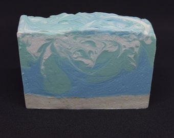 Salty Mariner type Soap
