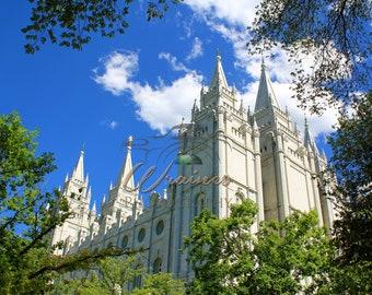 LDS Salt Lake City Temple