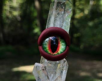 Monster Eye Ring