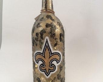 New Orleans Saints Lights