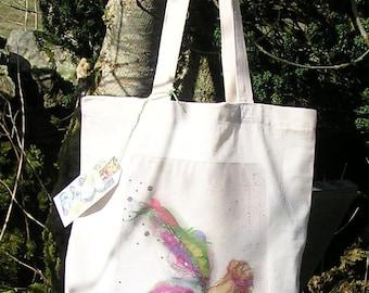 Fabric Faerie ~ Tote Bag
