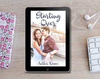 Premade eBook Cover -  Starting Over
