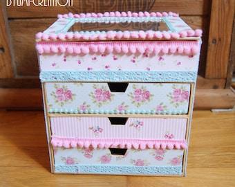 Drawers storage box