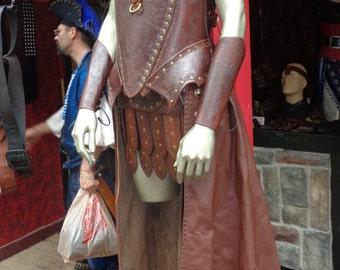 Women's Fantasy Armor