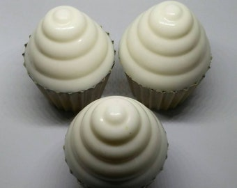 Vanilla Latte Soap Cupcakes (3)