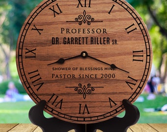 Gift for Professor - Professor Gift - College Professor Gift - Seminary Professor Gift - University Professor - Instructor Gift