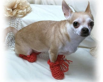 Adorable DOGGIE BOOTIES