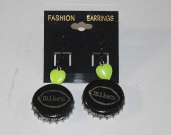 Mike's Hard Earrings